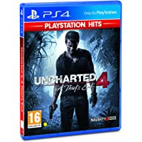 Uncharted 4: A Thief's End  Playstation Hits (PS4) - Newer Version