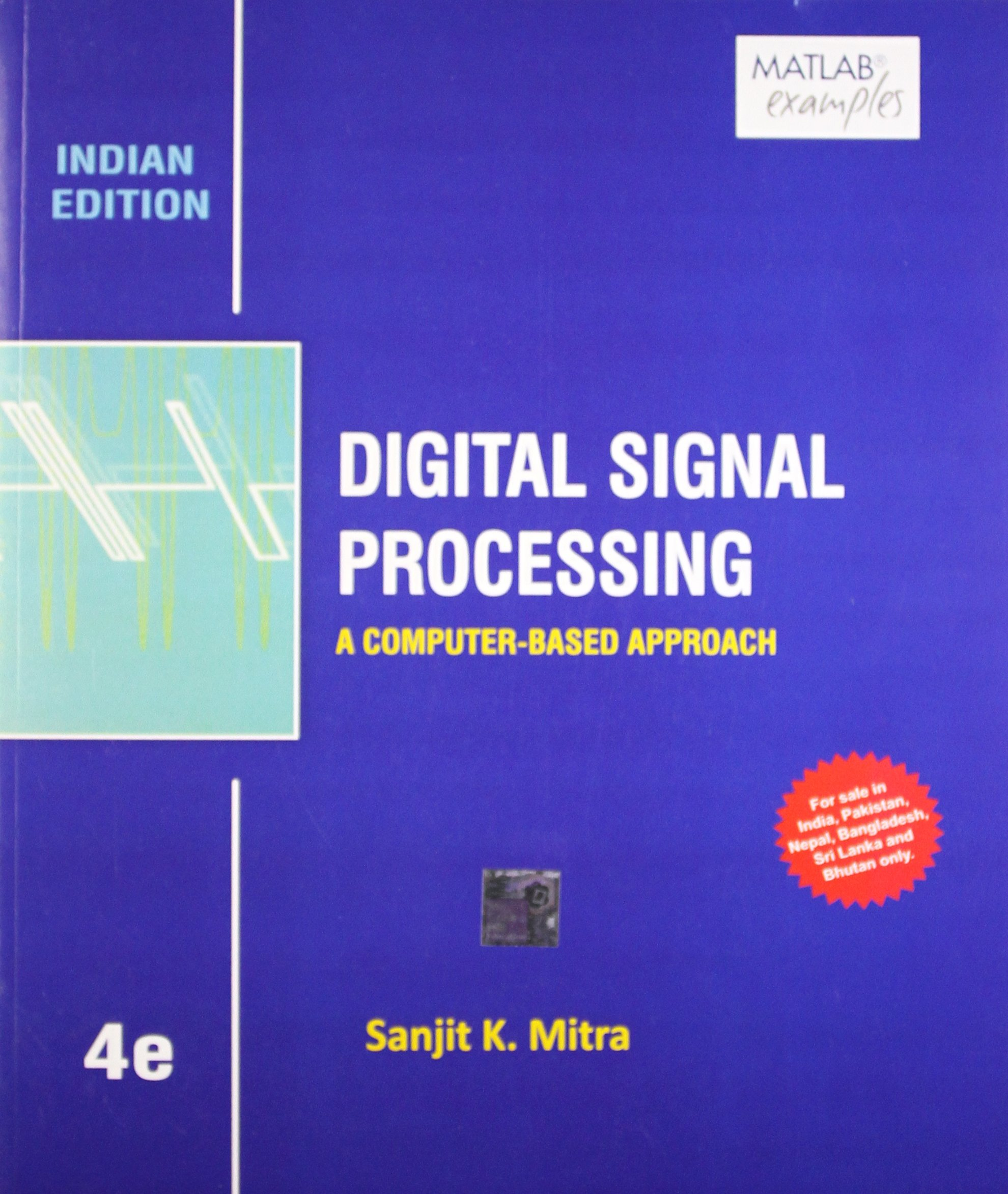 4th Edition Digital Signal Processing