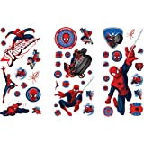 "Decofun 70-043 Small Wall Stickers ""Spider-Man"" Theme"