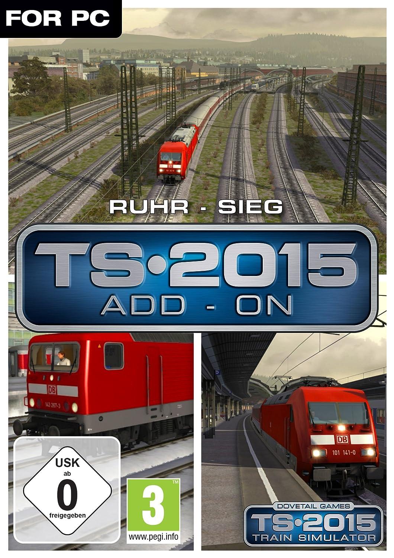 Train Simulator 2015 - Ruhr-Sieg [PC Code - Steam]: Amazon.de: Games