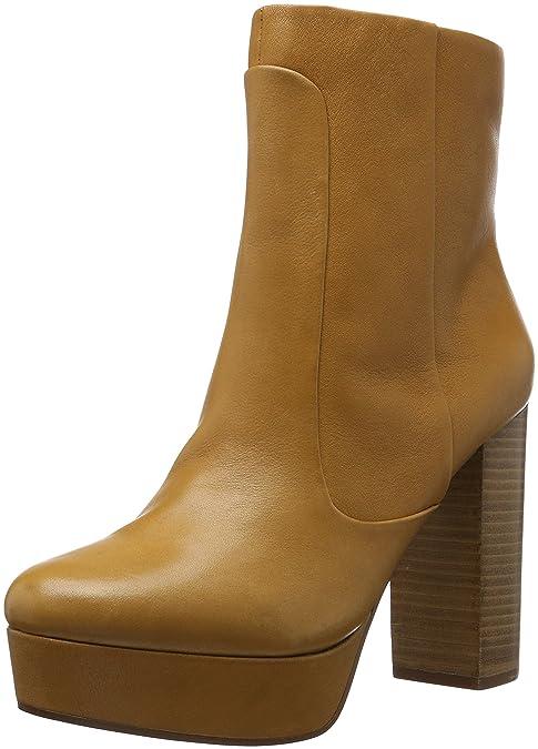 ALDO Kobo, Botines para Mujer, Marrón (Camel/38), 37.5 EU: Amazon.es: Zapatos y complementos