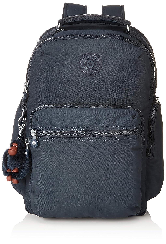 Kipling OSHOカジュアルデイパック、42 cm、25リットル、ブルー(トゥルーネイビー)   B07G7JVQ9H