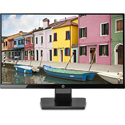 "HP 22w - Monitor 21.5"" (Full HD,  1920 x 1080 pixeles,  tiempo de respuesta de 5 ms,  1 x HDMI,  1 x VGA,  16:9),  Color Negro"