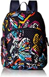 Vera Bradley womens Hadley Backpack, Signature Cotton