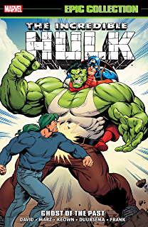 Amazon incredible hulk epic collection future imperfect incredible hulk epic collection ghosts of the past incredible hulk 1962 1999 fandeluxe Ebook collections