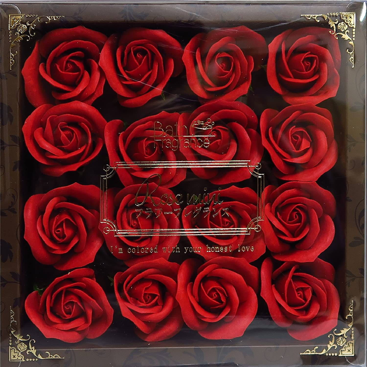 LEATHER GEAR SHIFT KNOB RED ROSE ROSES LOVE
