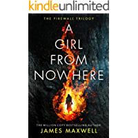 A Girl From Nowhere (The Firewall Trilogy Book 1) book cover