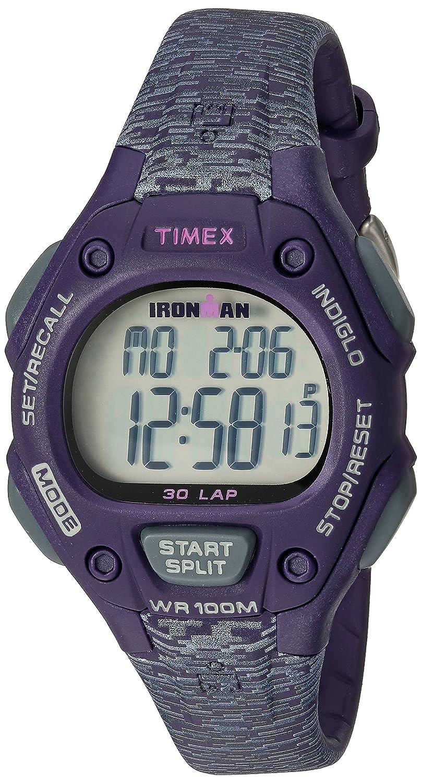 Reloj de pulsera digital Timex Ironman para mujer, con ...