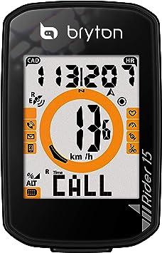 Bryton Rider 15 GPS Cycle Computer