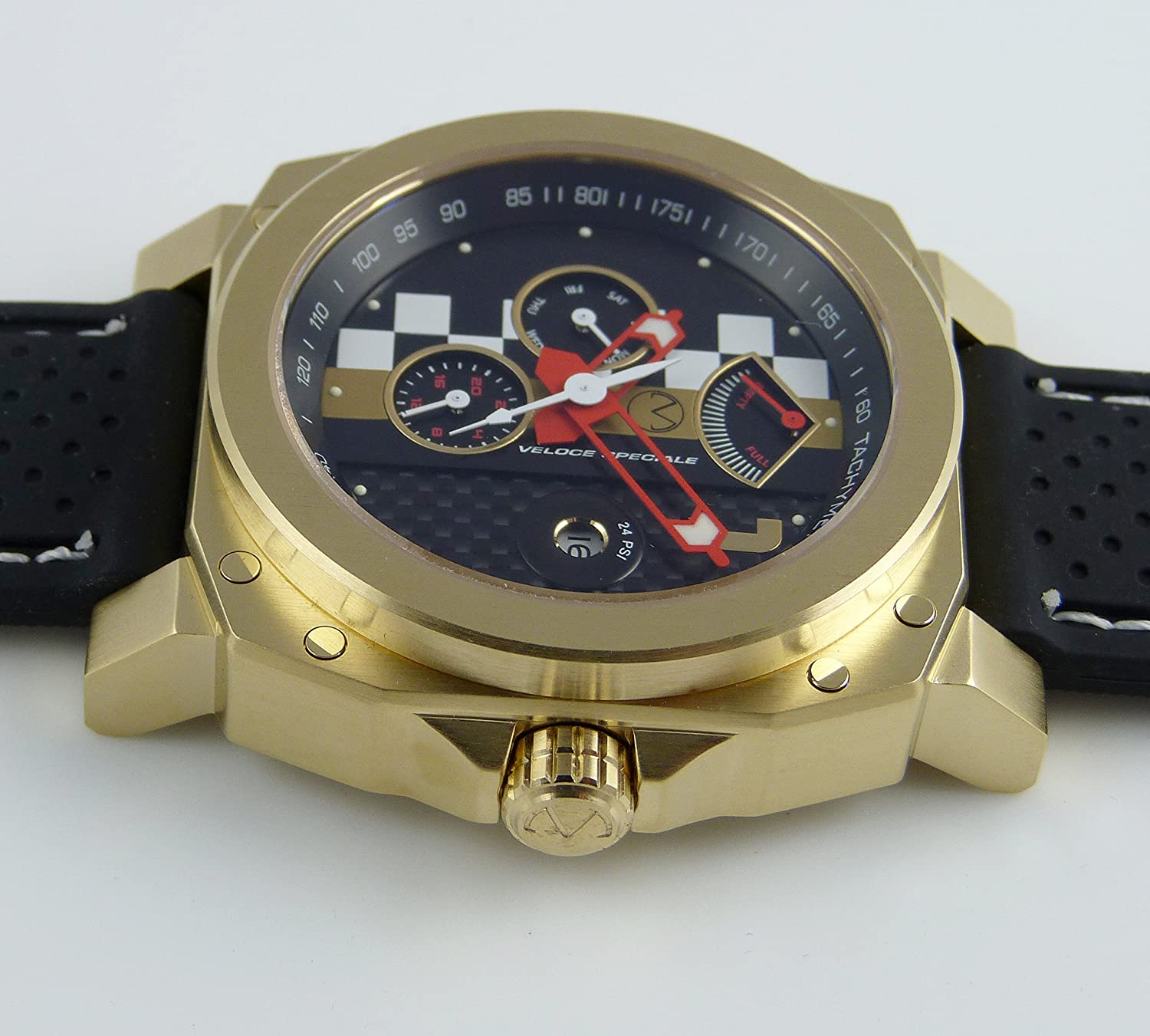 Veloce Speciale Racing Armbanduhr