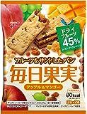 江崎グリコ 毎日果実 アップル&マンゴー 6枚×10個 栄養補助食品