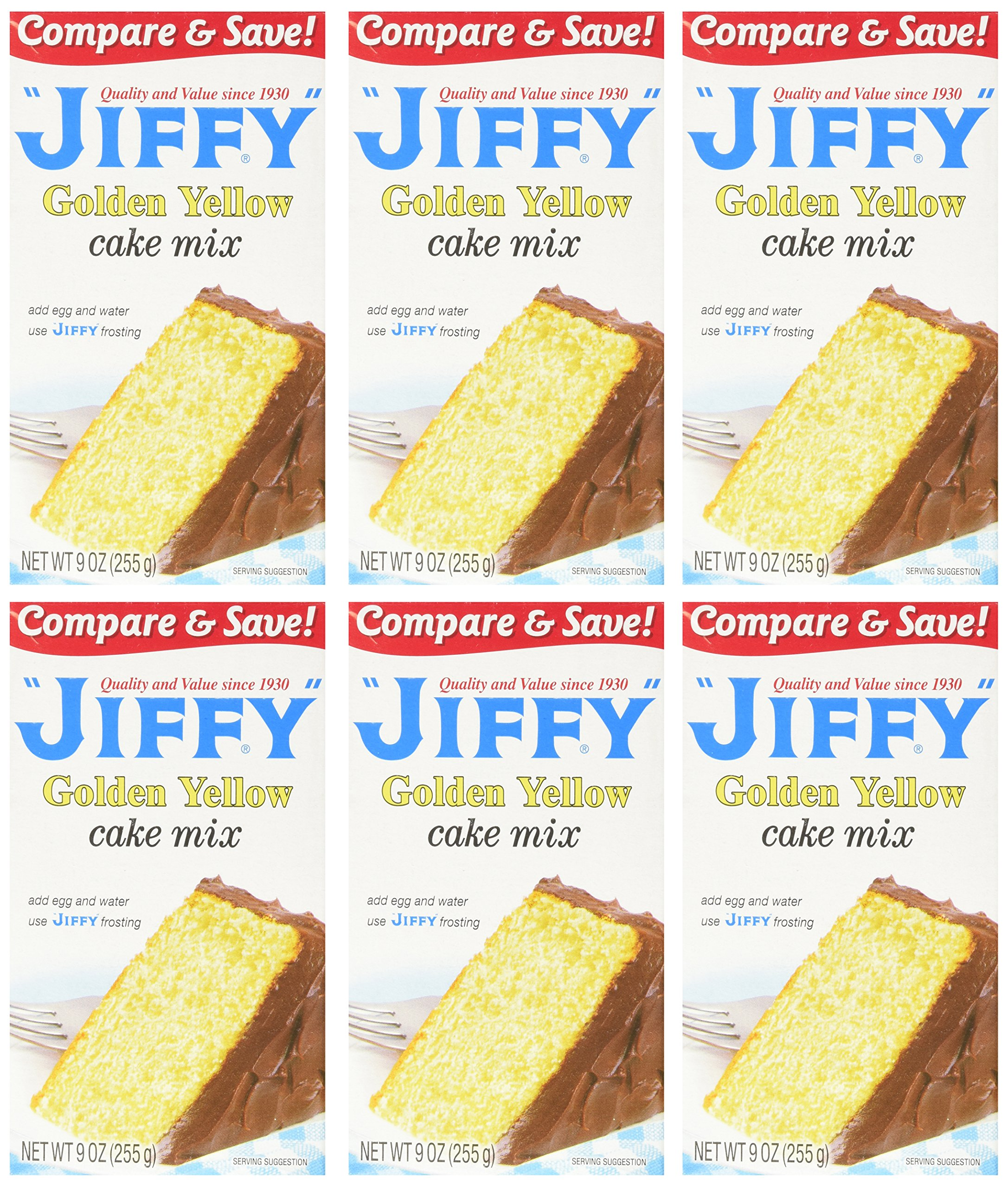 Cookies From Jiffy Yellow Cake Mix