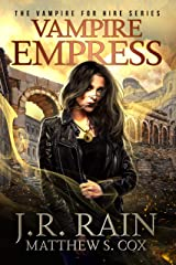 Vampire Empress: A Samantha Moon Paranormal Mystery Novel (Vampire for Hire Book 21) Kindle Edition