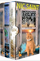 The Mysteries of Max: Books 7-9 (The Mysteries of Max Box Sets Book 3) Kindle Edition