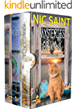 The Mysteries of Max: Books 7-9 (The Mysteries of Max Box Sets Book 3)