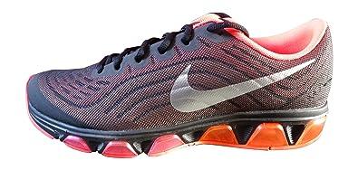 online store efb4e c2b8d Nike Air Max Tailwind 6, Chaussures de Running Entrainement Homme, Noir Argenté  (