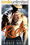 Ride: A Bad Boy Romance