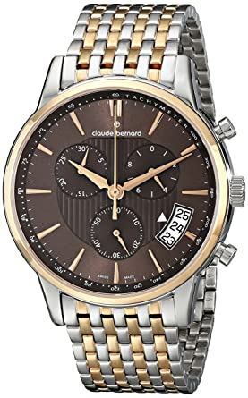 Image Unavailable. Image not available for. Color  Claude Bernard Men s  01002 357RM BRIR Classic Chronograph ... caed1dbe7e0