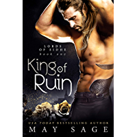 King of Ruin: A Fantasy Romance (Lords of Sidhe Book 1)