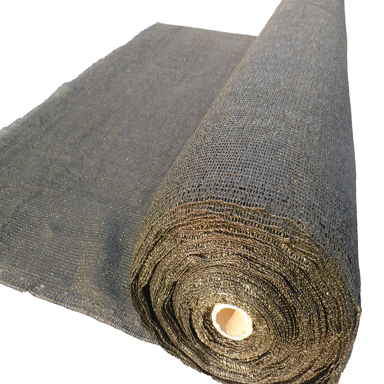 128m² Maulwurfnetz Maulwurfsperre Maulwurfgitter Rollrasen 90g 2m breit
