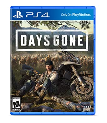 Amazon Com Days Gone Playstation 4 Sony Interactive Entertai Video Games