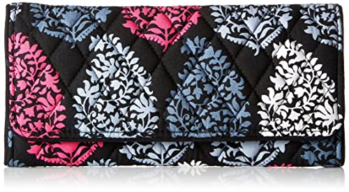 Vera Bradley Trifold Wallet, Signature Cotton