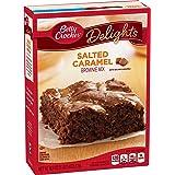 Betty Crocker Baking Delights Salted Caramel Brownie Mix, 18.39 oz