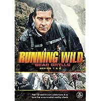 Bear Grylls Running Wild: Seasons One & Two [DVD]