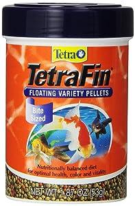 Tetra 77035 Tetrafin floating pellets for Goldfish