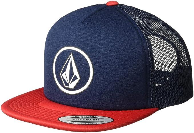 Volcom - Sombrero de Camionero de 5 Paneles para Hombre  Amazon.com ... 26005e9560b