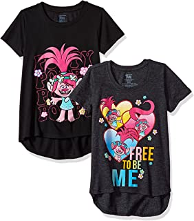 0975517b Trolls Women's Rock N T-Shirt at Amazon Women's Clothing store: