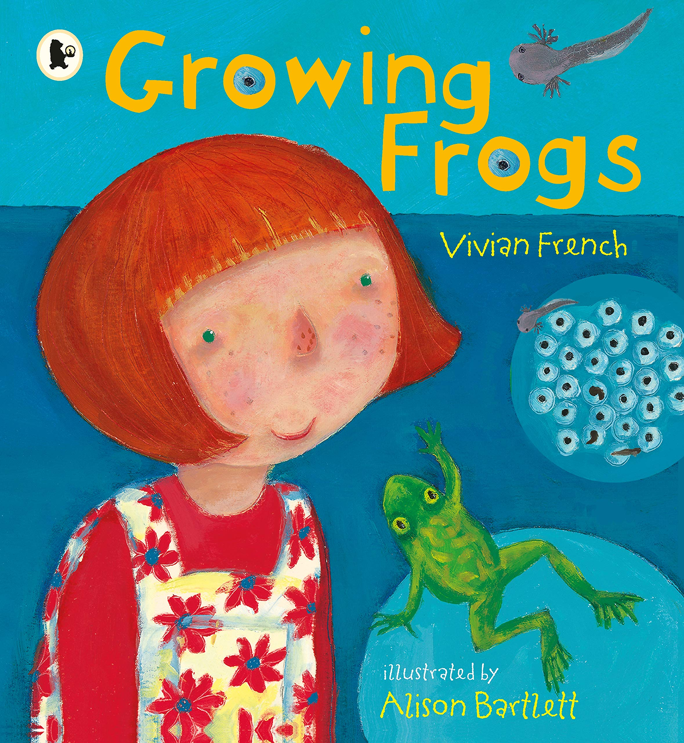 Growing Frogs (Our Stories): Amazon.co.uk: French, Vivian, Bartlett,  Alison: 9781406364651: Books