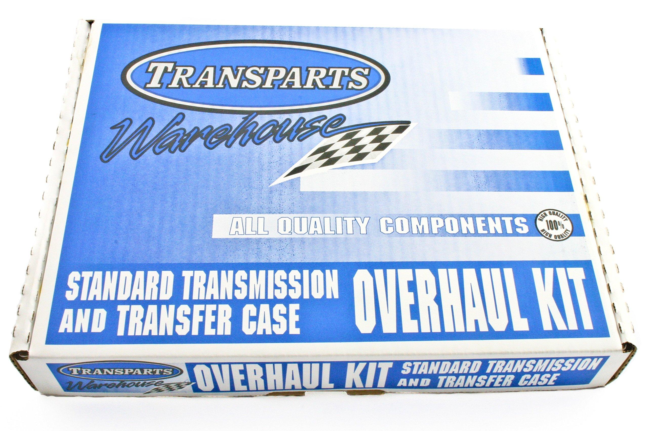 Transparts Warehouse BK124JWS Jeep SR4 4 Speed Transmission Kit with rings