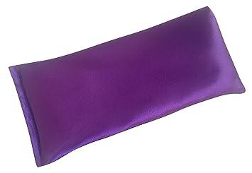 Silk Yoga Eye Pillow Lavender Aromatherapy Stress Relief Eye Protection