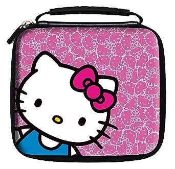 1fdea021c6e Nintendo 2DS Hello Kitty Protective Carrying Case (Nintendo 2DS)   Amazon.co.uk  PC   Video Games