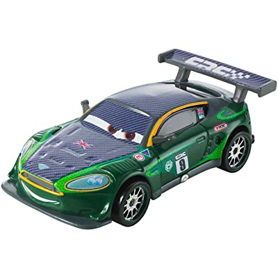 Disney/Pixar Cars Carbon Fiber Diecast Vehicle, Nigel Gearsley: Toys & Games