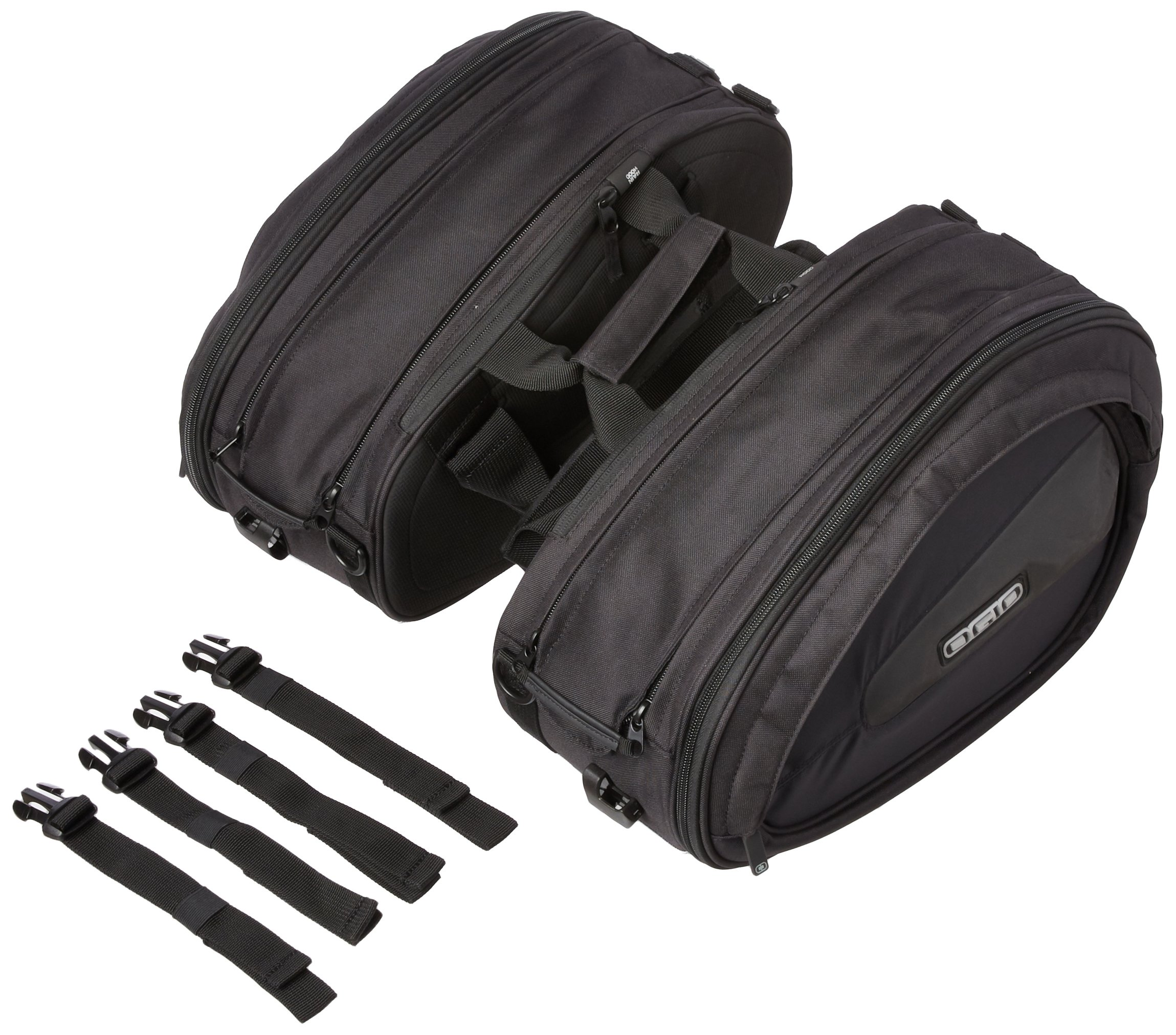 ogio 110093.36 Stealth Black Duffle Saddlebags