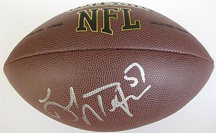 c7138ee1 Lofa Tatupu Seattle Seahawks, USC Trojans, Signed, Autographed, NFL ...