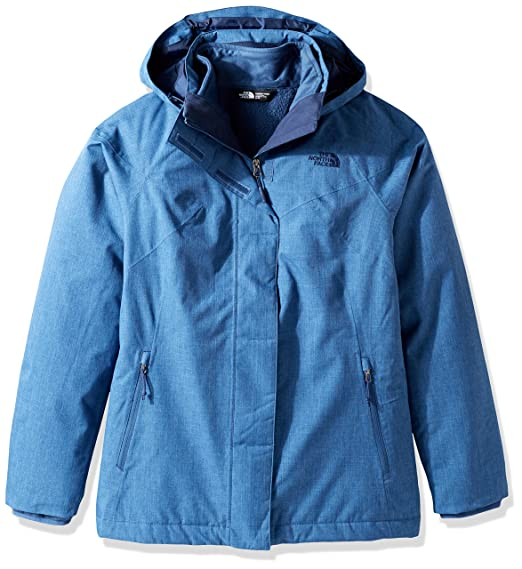 1b15c6ca2632 The North Face Women s Kalispell Triclimate Jacket Shady Blue Heather  (Prior Season) Small