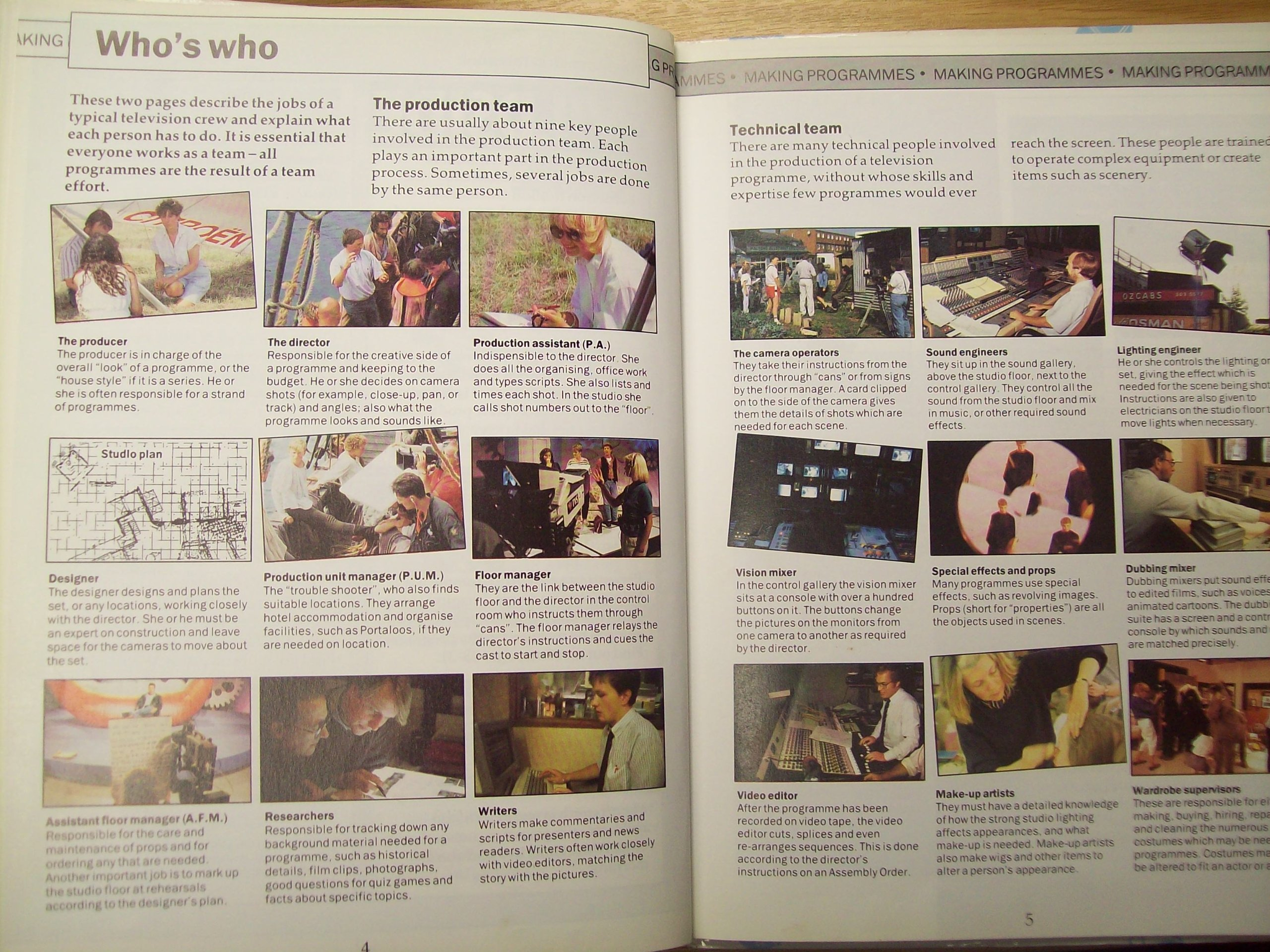 How Television Works (Factfinders) by Bbc Pubns (Image #5)