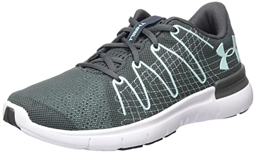 Under Armour UA Thrill 3, Scarpe Running Uomo, Nero (Black), 41 EU