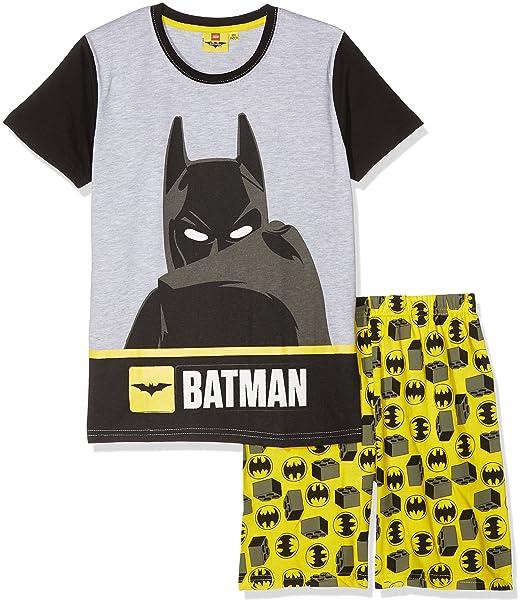 LEGO Batman 79204, Conjunto Ropa Deportiva para Niñas, (Jaune), 4 años
