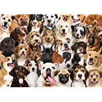 Dogs Jigsaw Puzzle: 1000 Pieces
