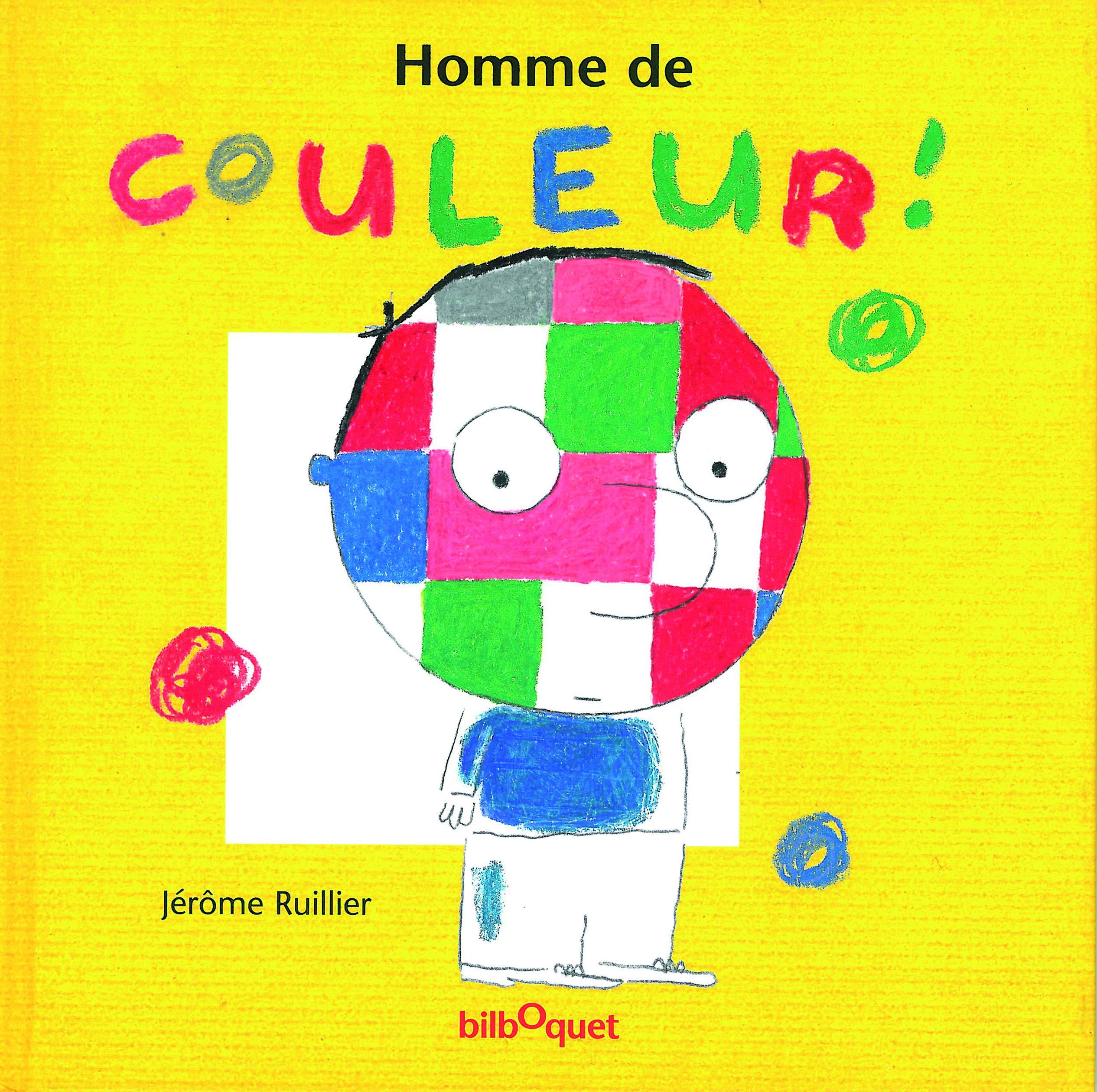 Homme De Couleur Jérôme Ruillier 9782841812608 Amazon