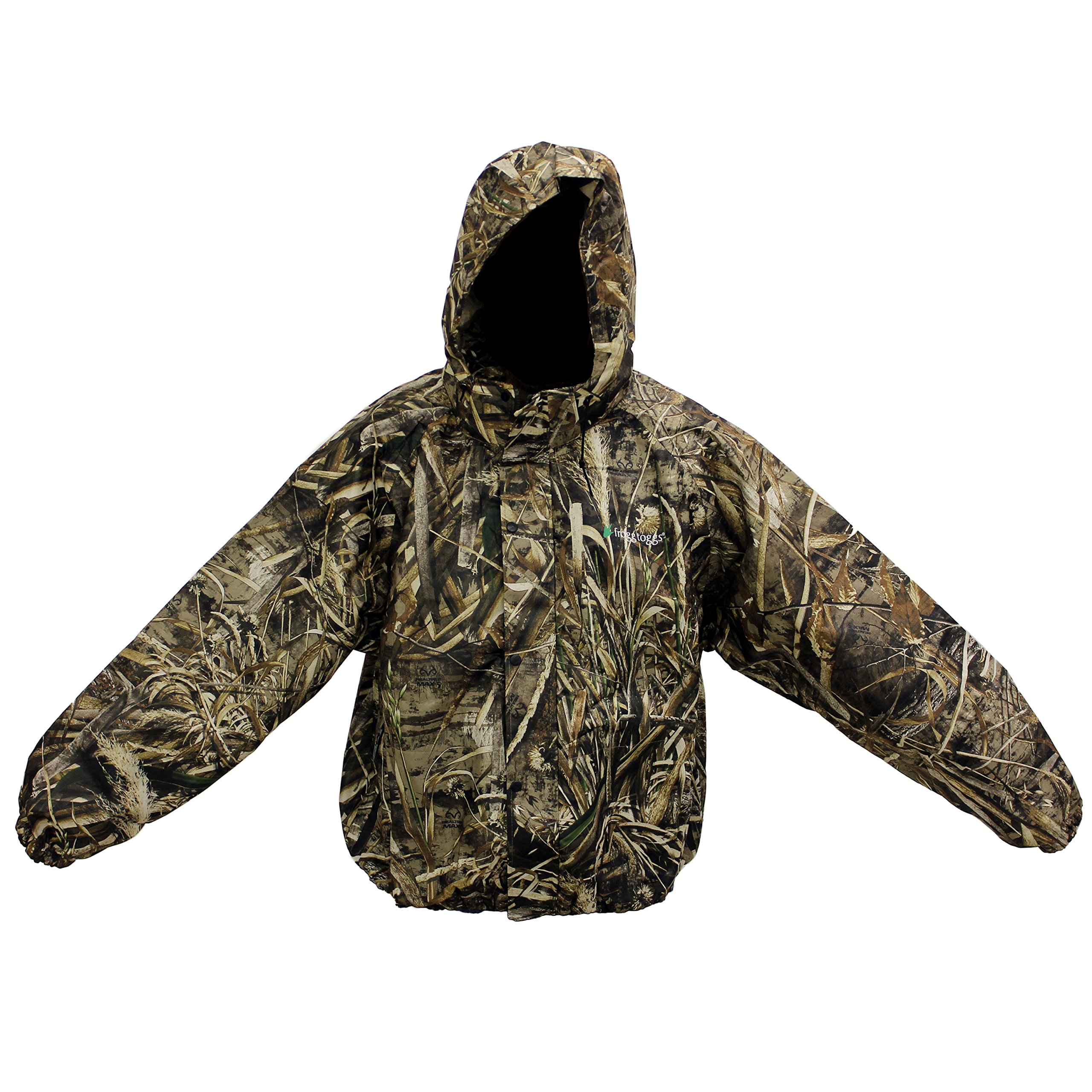 Frogg Toggs Pro Action Camo Jacket, Realtree Max 5, XX-Large