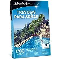 WONDERBOX Caja Regalo -Tres DÍAS para SOÑAR- 1.700
