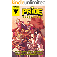 The Pride Adventures Season One (comiXology Originals) book cover