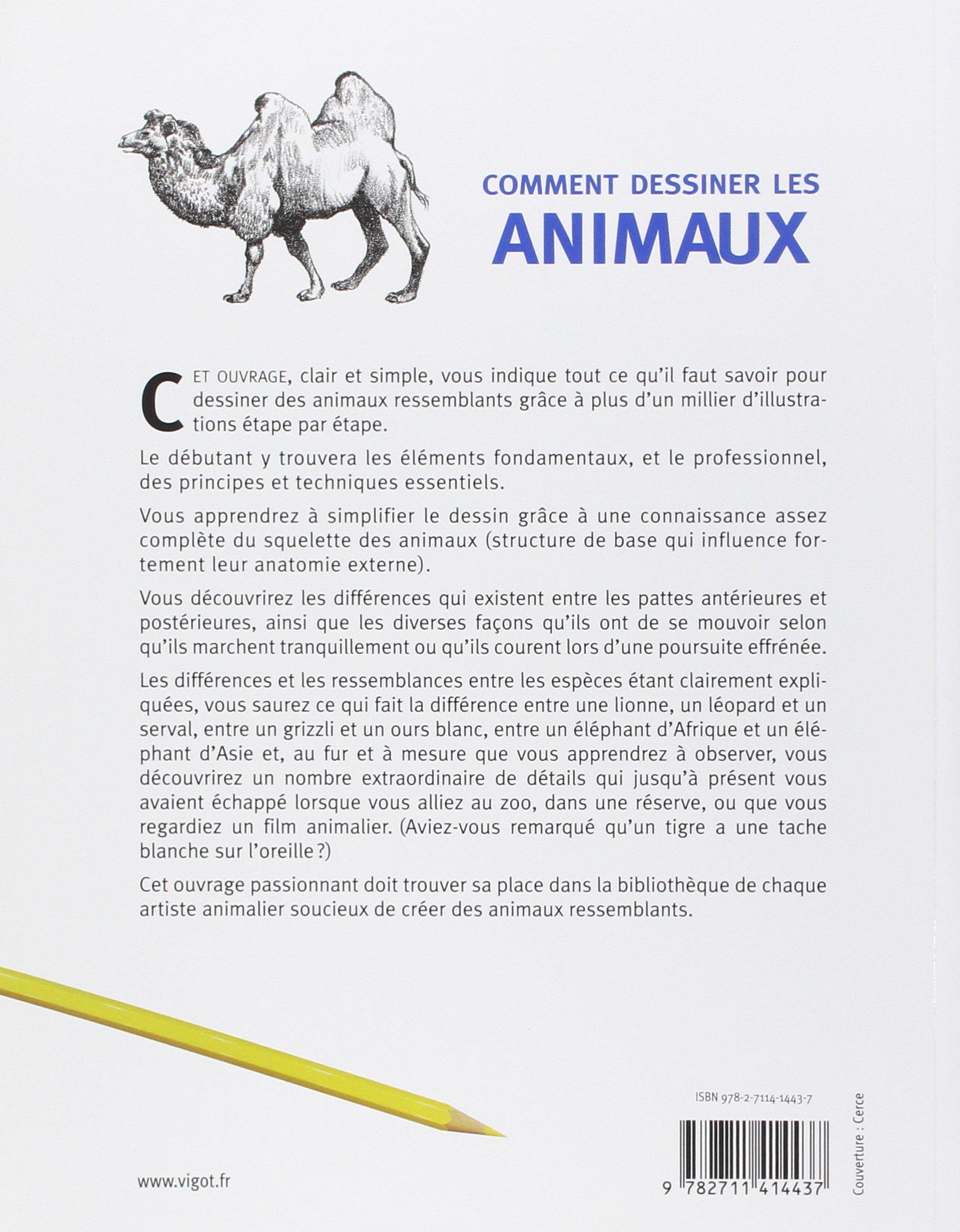 Comment dessiner des animaux qo75 jornalagora - Comment dessiner des animaux ...