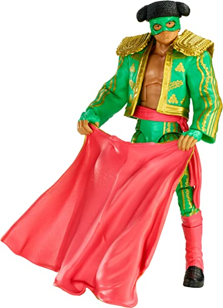 WWE Mattel Play figure ELITE LOS MATADORES Member DIEGO OR FERNANDO Wrestling