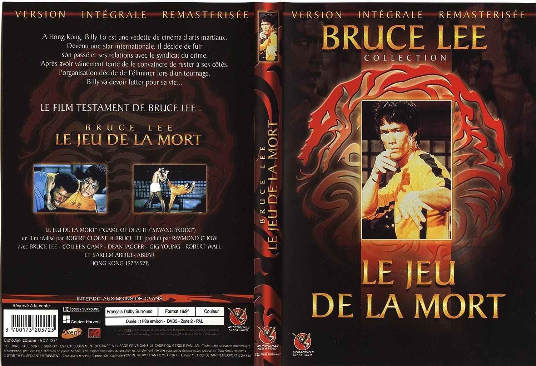 Amazon Com Bruce Lee Collection Le Jeu De La Mort Bruce Lee Movies Tv